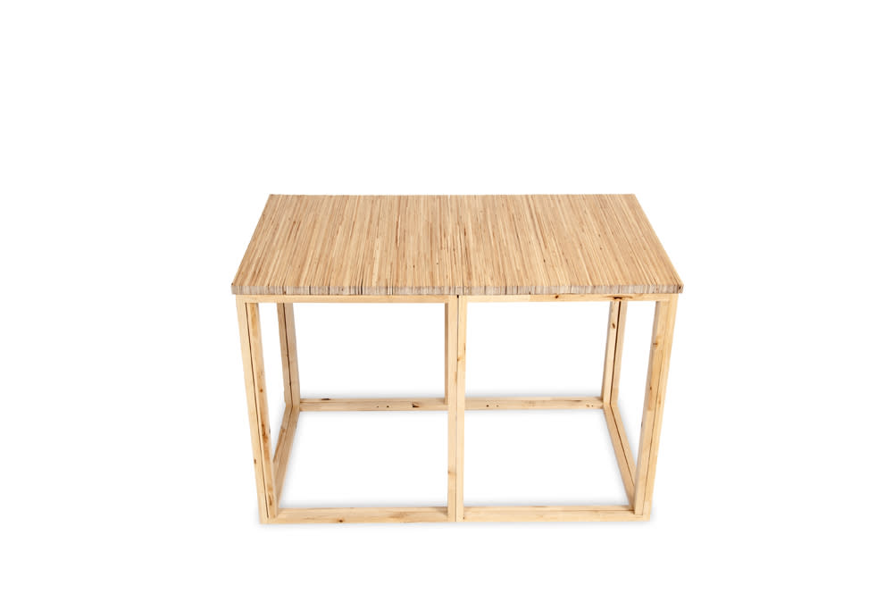 FAN Table and other designs by Mauricio Affonso table rectangle