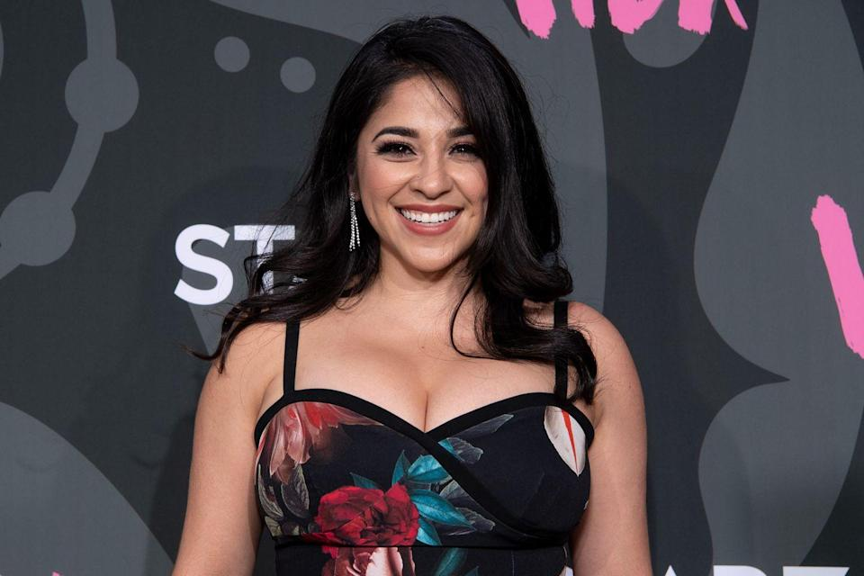 <p>Adult Suzette is played by Noemi Gonzalez. The 27-year-old actor previously starred on <em>The Young & the Restless</em> and she was on the Hulu series <em>East Los High</em>, which also featured Gabriel Chavarria, who will play her brother in <em>Selena: The Series.</em></p>