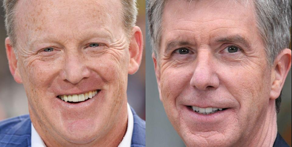 DWTS Host Tom Bergeron Defends Himself Following Sean Spicer's Casting