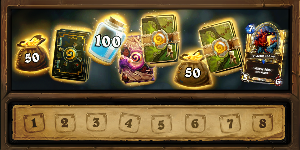 Log in to 'Hearthstone' every day for the next week for free