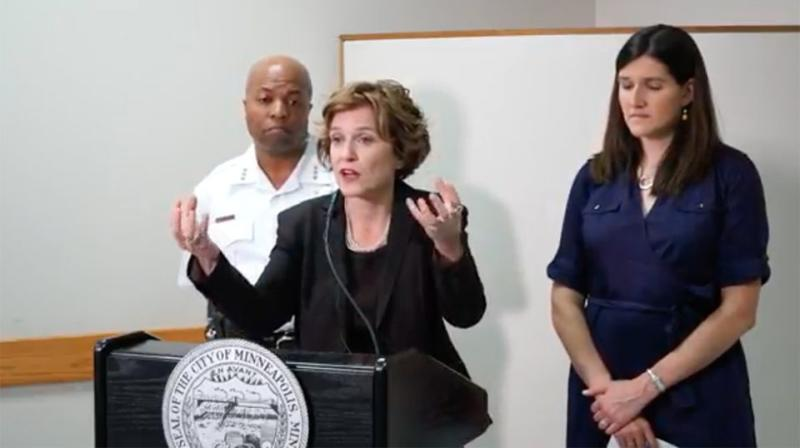 Mayor Betsy Hodges said she wishes Noor would talk.
