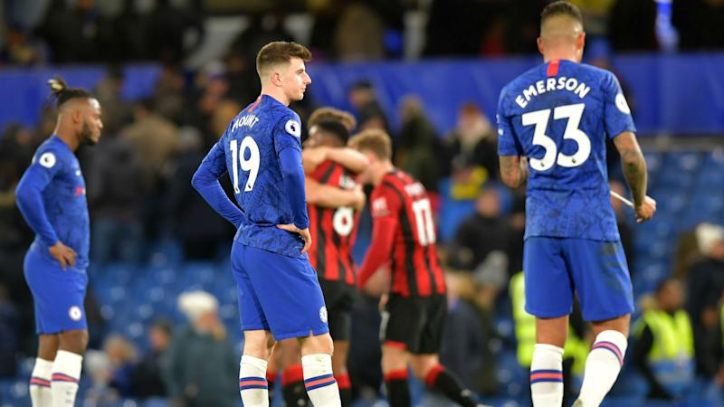 Chelsea home woes continue as bogey Bournemouth pile on Stamford Bridge issues