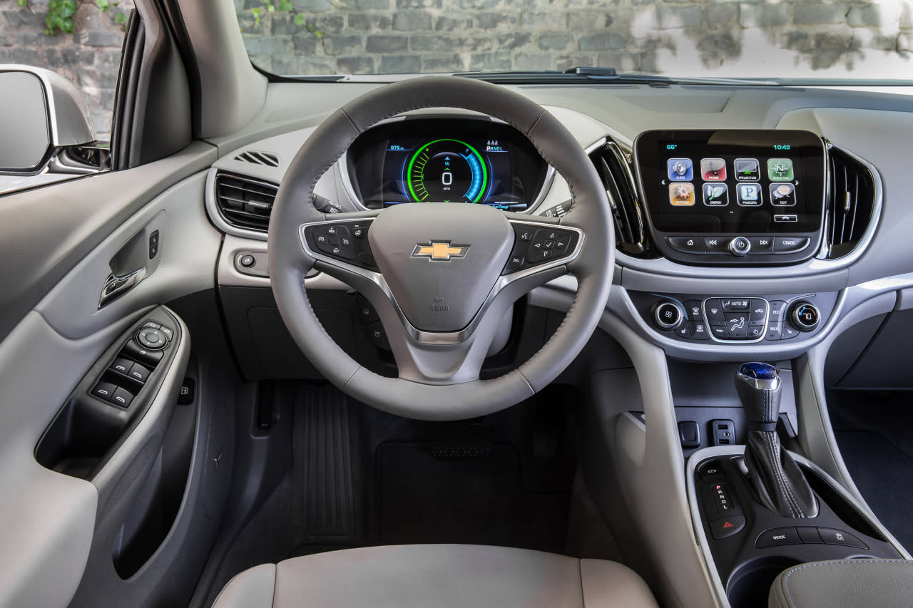 Chevy Volt The Next Generation Electric Car Video