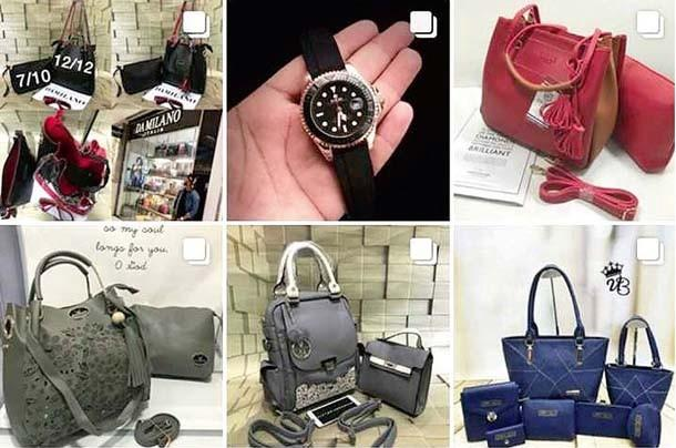 <p>Popular site Instagram flooded with bogus profiles selling counterfeits of big brand shoes & gadgets at cheap prices.</p>