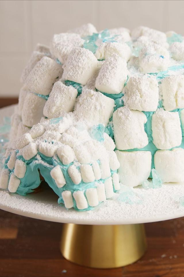 """<p>Igloo cakes are the new gingerbread houses this winter.</p><p>Get the recipe from <a rel=""""nofollow"""" href=""""https://www.delish.com/cooking/recipe-ideas/recipes/a56970/igloo-cake-recipe/"""">Delish</a>.</p><p><strong><em>BUY NOW: Glass Mixing Bowls, $19.95, <a rel=""""nofollow"""" href=""""https://www.amazon.com/Kangaroos-Glass-Nesting-Bowls-Mixing/dp/B01HSTCH0Q/ref=sr_1_6?s=home-garden&ie=UTF8&qid=1512139872&sr=1-6&keywords=glass+mixing+bowls&tag=delish_auto-append-20&ascsubtag=[artid