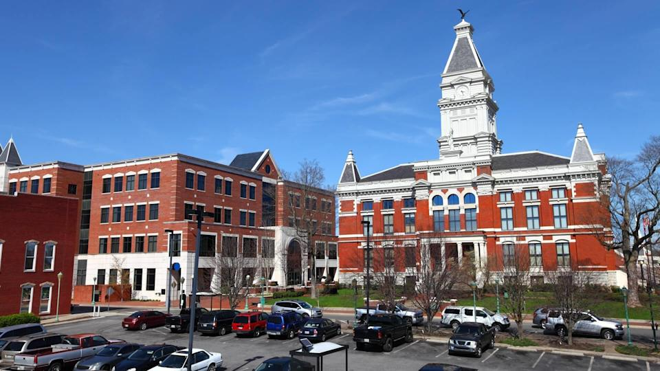 Clarksville is a city in and the county seat of Montgomery County, Tennessee.