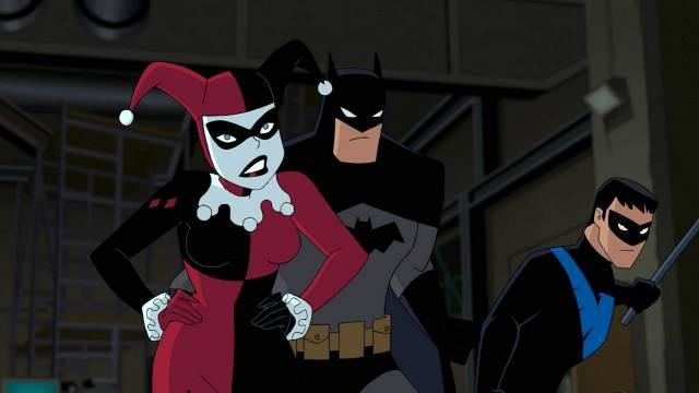 DC's upcoming animated feature 'Batman and Harley Quinn'