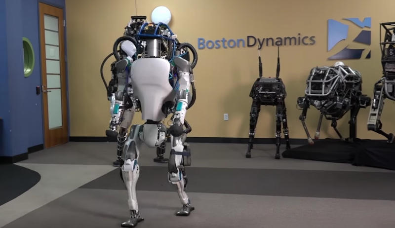 SoftBank unit to buy Boston Dynamics from Alphabet Inc