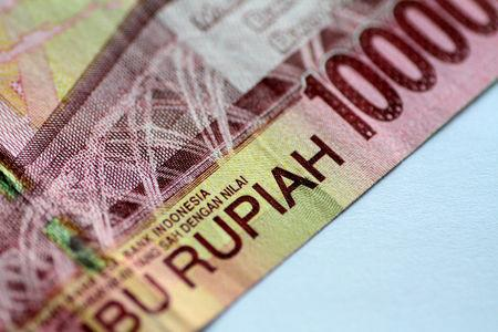 FILE PHOTO: Illustration photo of an Indonesian Rupiah note