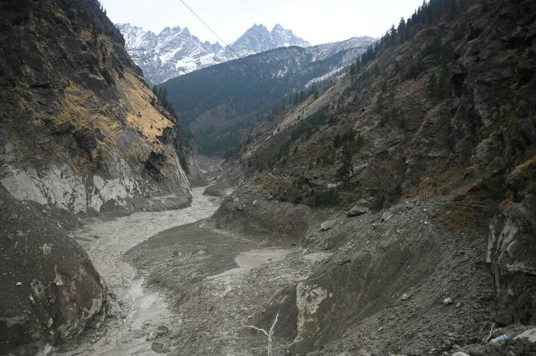 Experts believe responsibility for a deadly flash flood this month in India's Uttarakhand state lies largely with human activity