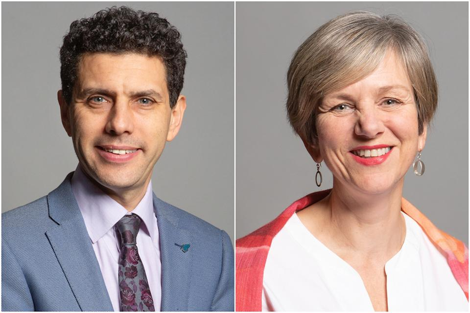 Alex Sobel and Lilian Greenwood (Parliament/Attribution 3.0 Unported (CC BY 3.0))