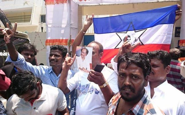 Rajinikanth fans want him to join politics, say he will rock it