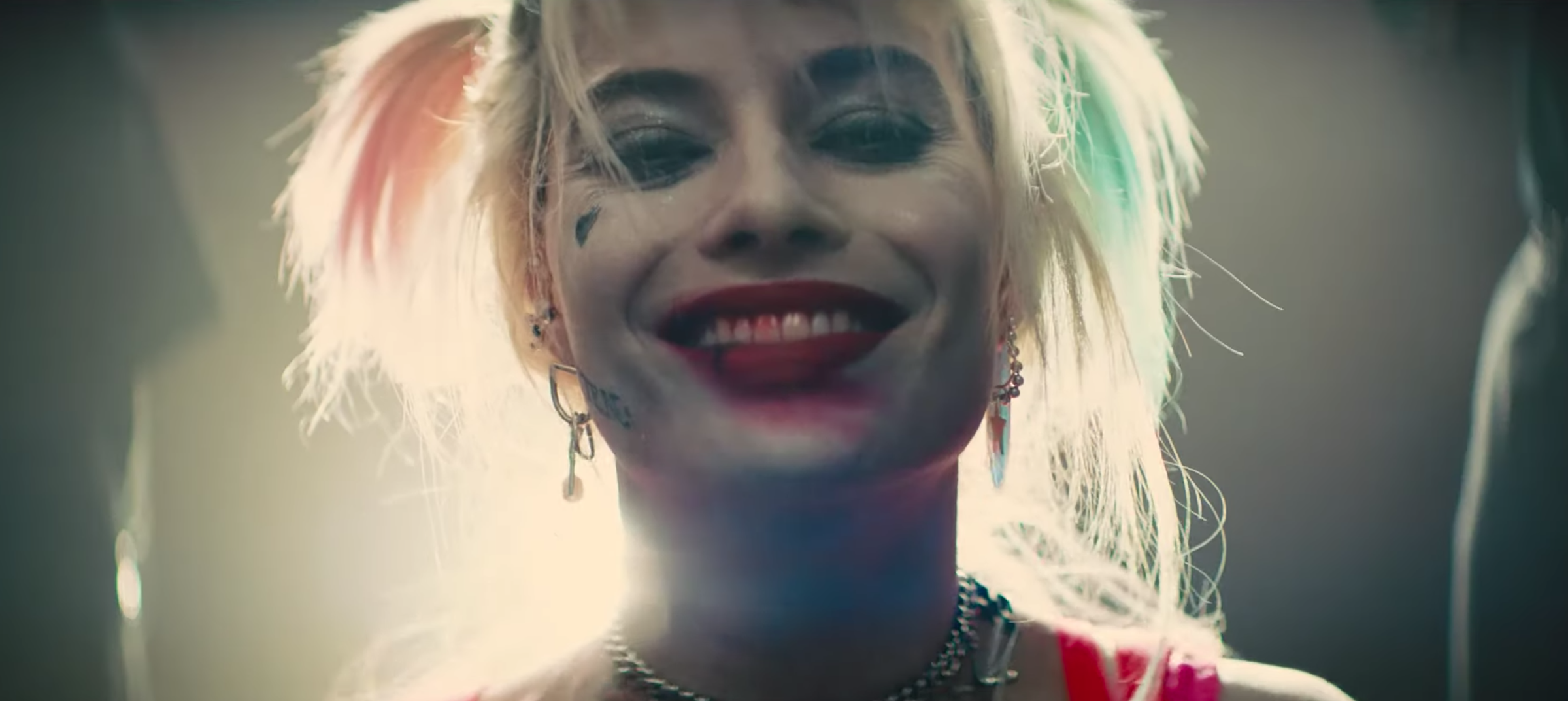 Margot Robbie as Harley Quinn in Birds of Prey. (Warner Bros.)