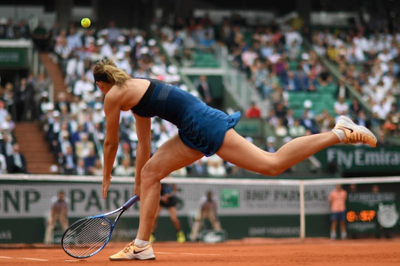 Simona Halep makes her second successive final