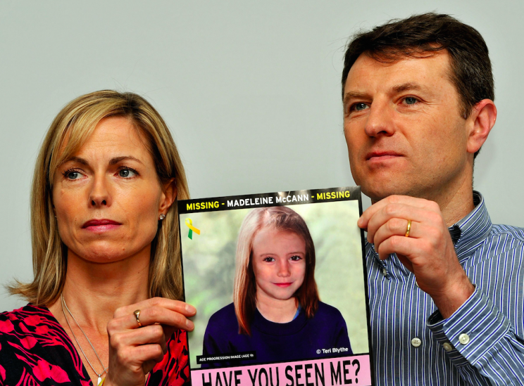 10 years later, UK police still pursuing missing girl case