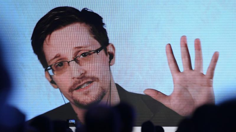 Edward Snowden Boasts That He Got Security Clearance Faster Than 'Half Of This White House'