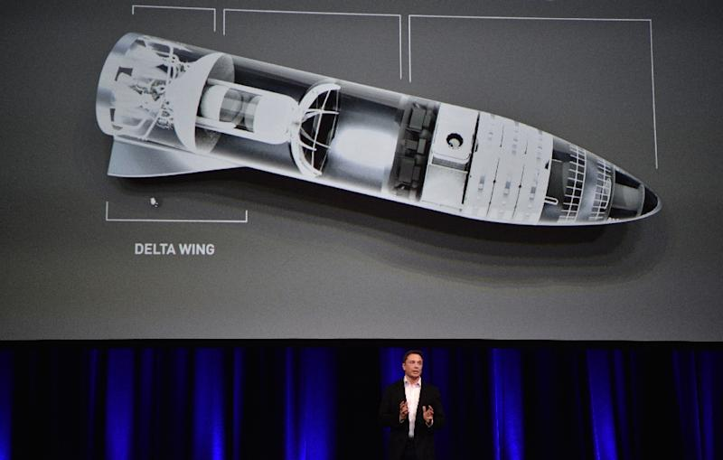 SpaceX announces new plan to send one tourist around Moon