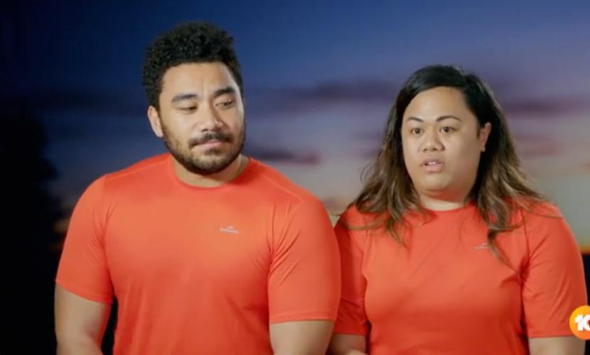 The Besties Jess and Sefa on amazing race