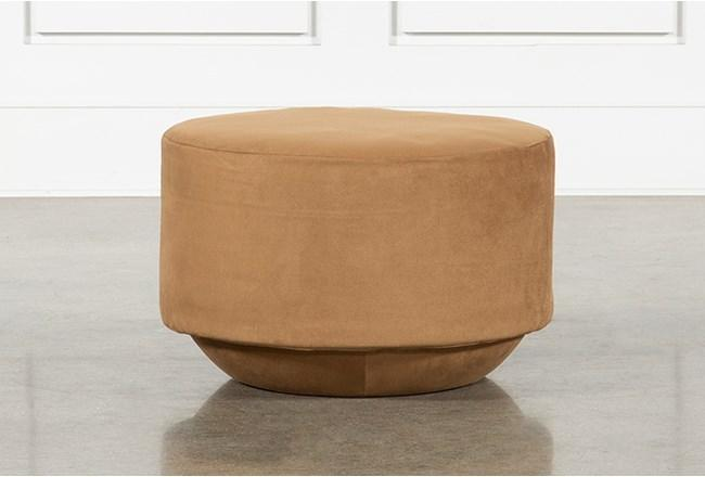 "<p><strong></strong></p><p>livingspaces.com</p><p><strong>$350.00</strong></p><p><a rel=""nofollow"" href=""https://www.livingspaces.com/pdp-mohave-accent-ottoman-by-nate-berkus-and-jeremiah-brent-243580"">SHOP NOW</a></p><p>I personally adore this clay color, but if it's not the right match for your room, you can customize the fabric in stores to your liking.</p>"