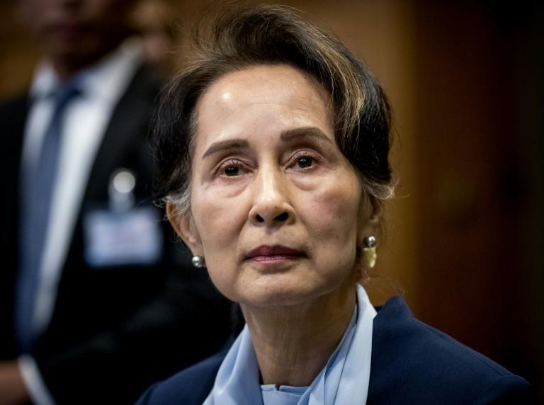 Aung San Suu Kyi no longer has the freedom of the City of London
