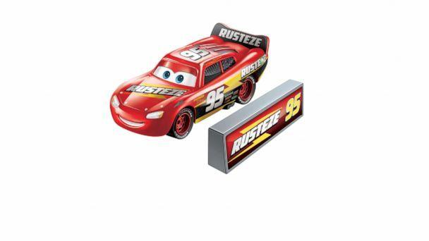 PHOTO: The new 'Lightning McQueen' car toy.  (Disney)