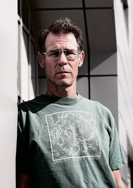 """Writer Kim Stanley Robinson looks 32,000 years into the past with his new novel, """"Shaman."""" Image uploaded Aug. 29, 2013."""