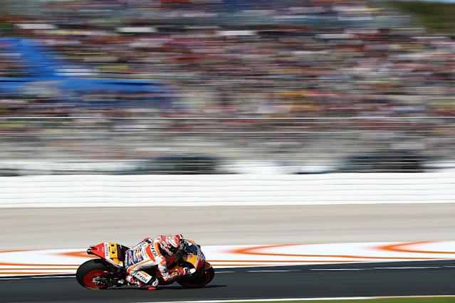 Marquez won't change attitude if paired with brother