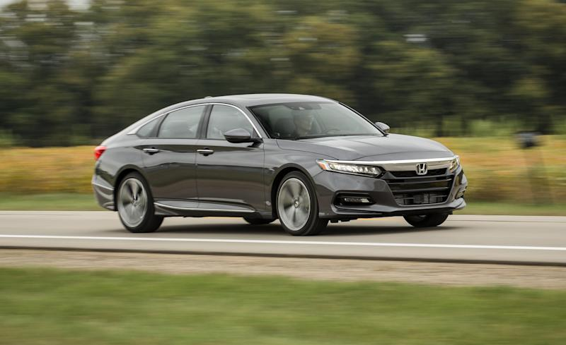 2018 honda accord 2 0t automatic