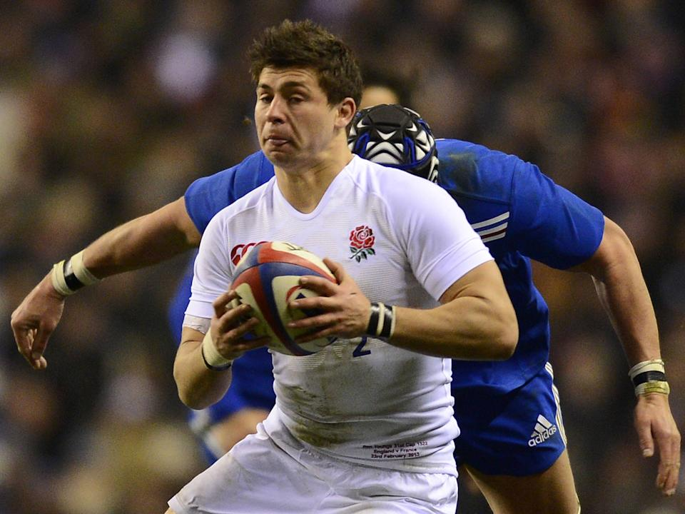 <p>Farrell paid tribute to Youngs's longevity with England</p>Getty