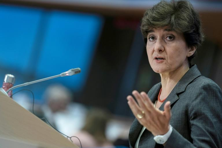 Sylvie Goulard is among several from France's centrist MoDem party suspected of using European Parliament funds to pay employees based in France