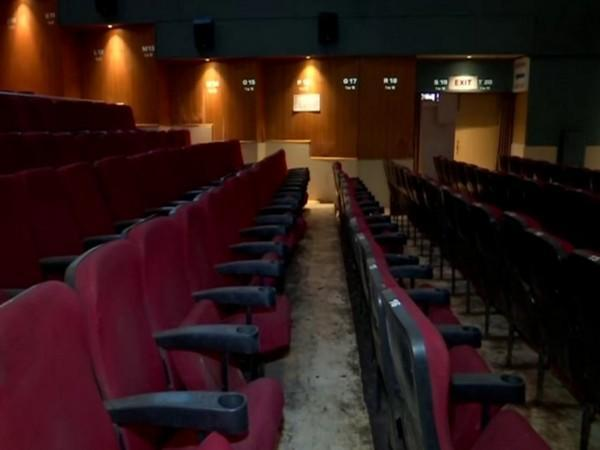 Single screen theatres remain closed  in Pune (Photo ANI)