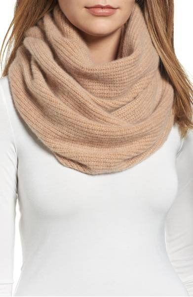 "25% off from $99. Get it <a href=""https://shop.nordstrom.com/s/halogen-cashmere-infinity-scarf/4626685?origin=category-personalizedsort&fashioncolor=PINK%20CRYSTAL"" target=""_blank"">here</a>."