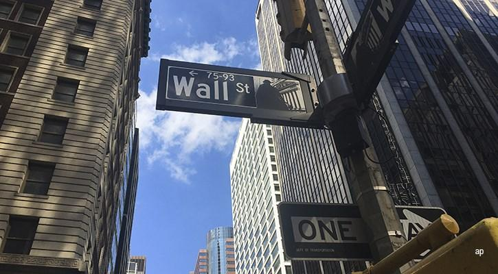 Wall Street, New York