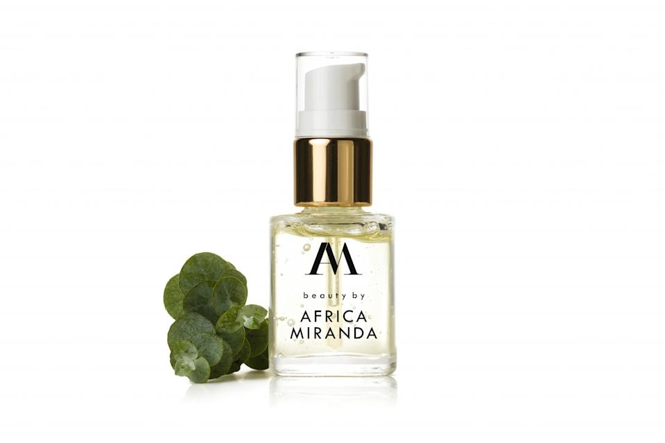 """<p>""""What makes Beauty by Africa Miranda different is that it is an ever changing story. As my travel adventures continue, so will the inspiration for new products. I don't see this as a traditional skincare or body line with the usual toner, moisturizer, lotions etc.,"""" says owner Africa Miranda. """"I will be offering products that will add beauty and inspiration to the user, as well as a connection to the destination that inspired them. It is my hope too that through the products, women and men will be encouraged to visit these destinations themselves and add their own chapter to the story. Visit <a rel=""""nofollow noopener"""" href=""""https://beautybyafricamiranda.com/"""" target=""""_blank"""" data-ylk=""""slk:Beauty By Africa Miranda"""" class=""""link rapid-noclick-resp"""">Beauty By Africa Miranda</a> for more info. </p>"""