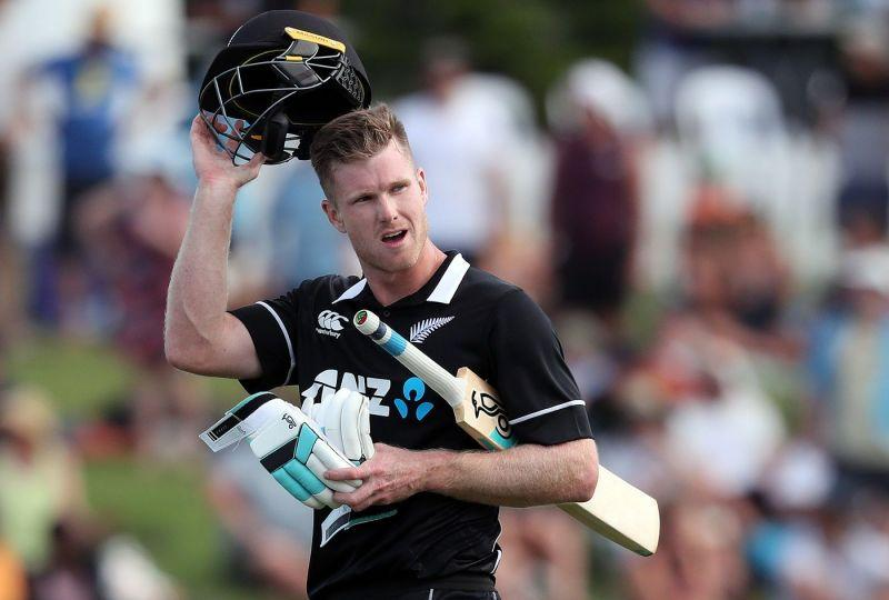 James Neesham played for Delhi Capitals in the 2014 season
