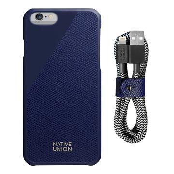 "<p>Upgrade your iPhone with this sleek leather case and coordinating cable. <a href=""http://www.nativeunion.com/leather-edition-set/"" rel=""nofollow noopener"" target=""_blank"" data-ylk=""slk:Native Union Leather Edition Set"" class=""link rapid-noclick-resp"">Native Union Leather Edition Set</a> ($80)<br></p>"