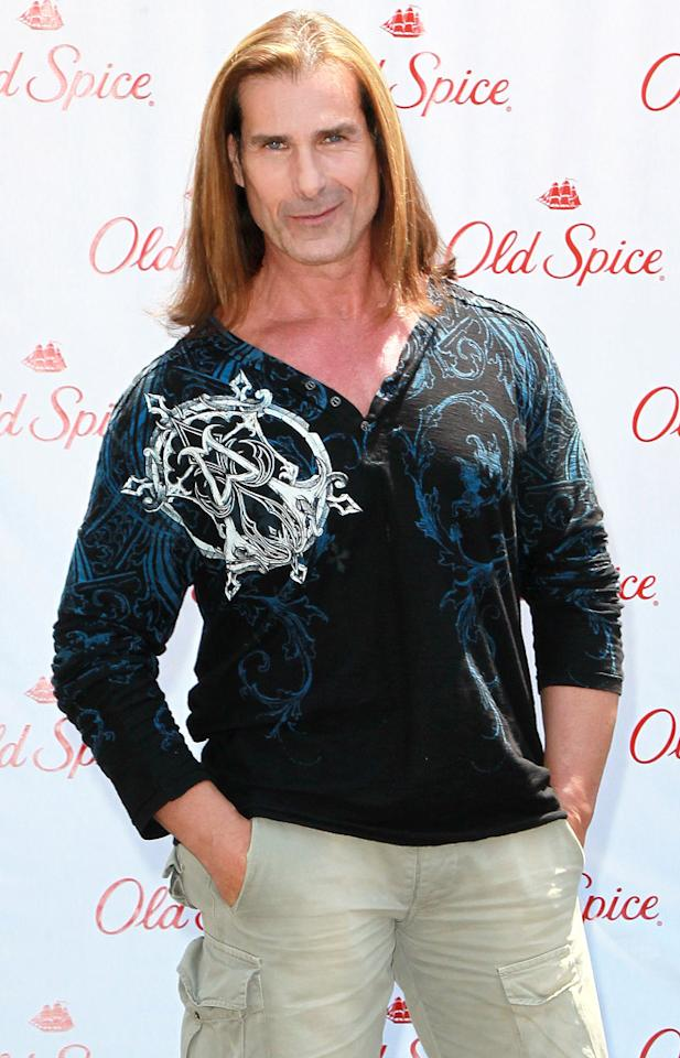 Former model Fabio turns 53 on March 15.