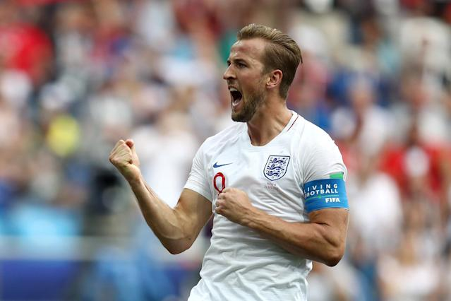 Will Harry Kane lead England to a World Cup title? (Getty)