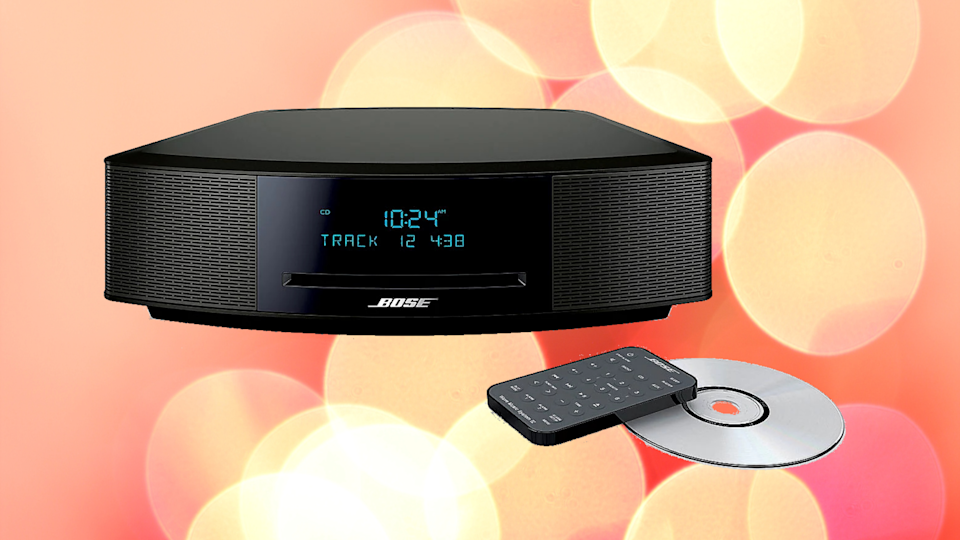Save $226 on this Bose Wave Music System IV. (Photo: QVC)