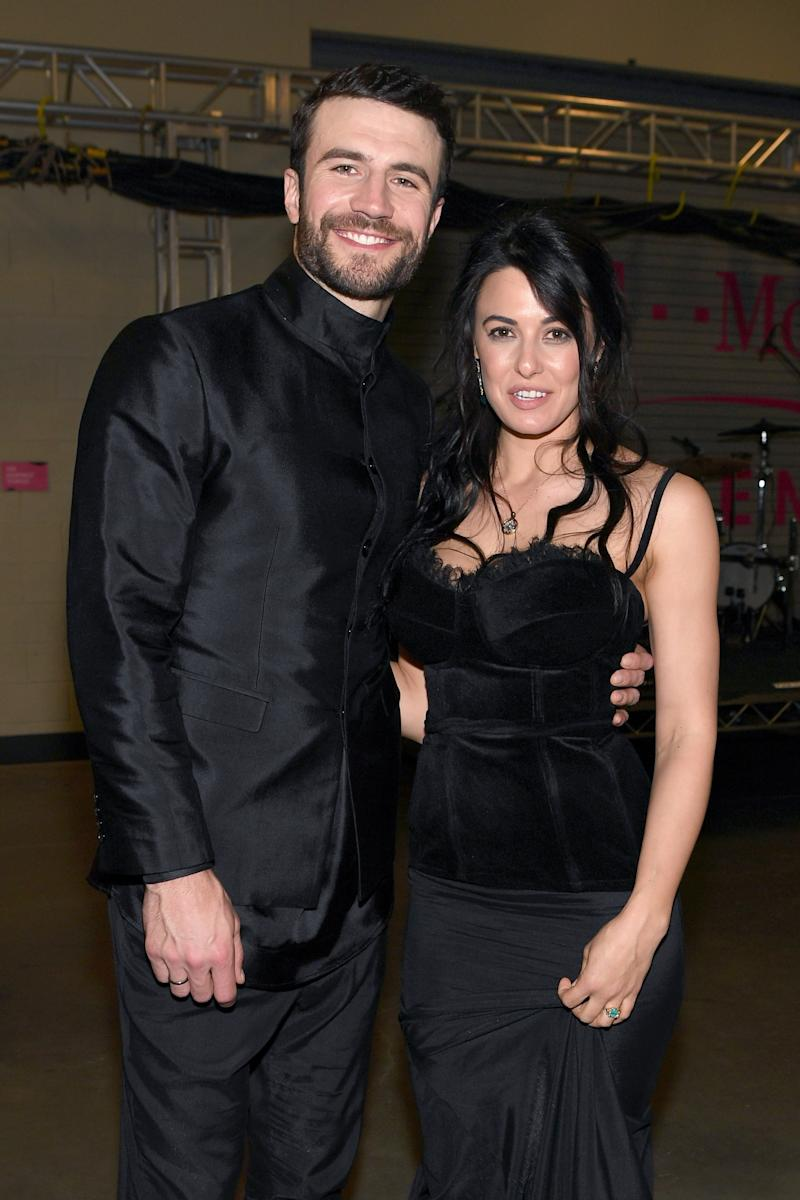 Sam Hunt Is Married! See the Country Singer's Sweet Hometown Wedding