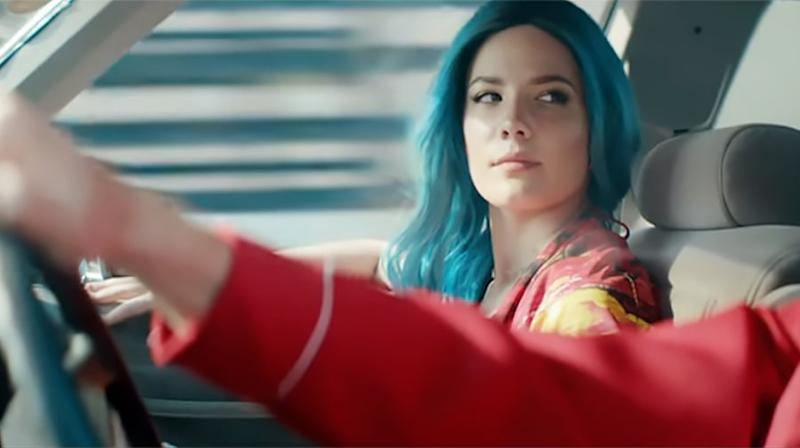Watch Halsey Struggle With Star-Crossed Romance in 'Now or Never' Video