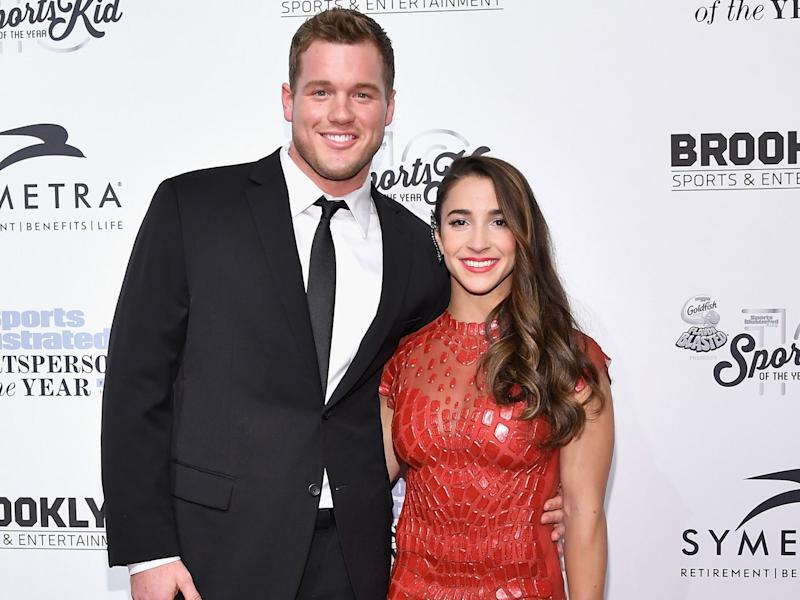 Aly Raisman Hasn't Been Following Ex Colton Underwood's Journey on The Bachelor: 'I Don't Watch'