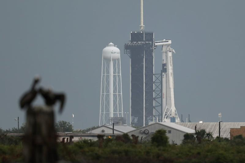 SpaceX's Saturday launch depends on the weather. Here's how it's looking