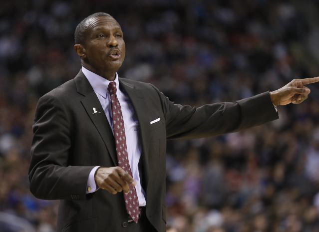 Toronto Raptors announce 3-year contract extension for head coach Dwane Casey