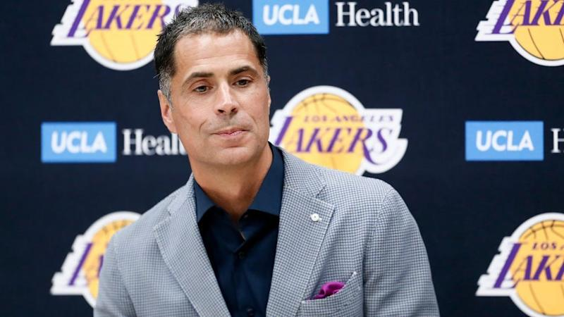 Image result for rob pelinka
