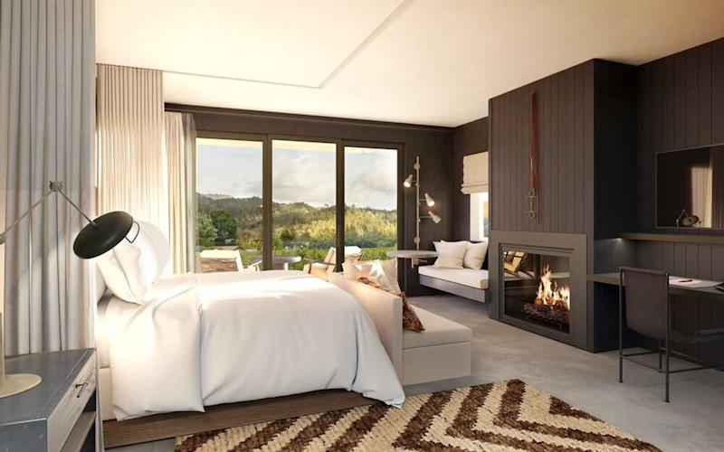 Courtesy of Four Seasons Resort and Residences Napa Valley