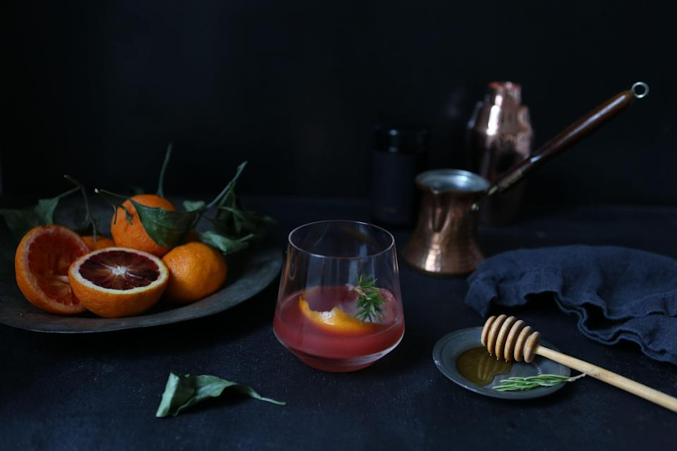 "<p>A warming winter cocktail is the perfect reward after a long week <a href=""https://www.veranda.com/decorating-ideas/g31489588/home-office-ideas/"" rel=""nofollow noopener"" target=""_blank"" data-ylk=""slk:working from home"" class=""link rapid-noclick-resp"">working from home</a>, a busy day on the slopes, or preparing for and <a href=""https://www.veranda.com/luxury-lifestyle/entertaining/a34535610/hosting-long-term-guests/"" rel=""nofollow noopener"" target=""_blank"" data-ylk=""slk:welcoming a loved one or two into your home"" class=""link rapid-noclick-resp"">welcoming a loved one or two into your home</a>. We've rounded up more than a dozen tastemaker cocktail recipes to help you beat the blues, warm up from the inside out, and make celebratory moments feel even more special this season. Whether you prefer a festive cocktail with bubbles, a warm beverage served in a mug, or an exotic libation that reminds you of a favorite tropical vacation, we have you covered. Just pull out your favorite <a href=""https://www.veranda.com/luxury-lifestyle/g32158986/best-cocktail-glass-types/"" rel=""nofollow noopener"" target=""_blank"" data-ylk=""slk:fancy cocktail glasses"" class=""link rapid-noclick-resp"">fancy cocktail glasses</a>, pick a playlist, lay out a few <a href=""https://www.veranda.com/shopping/home-accessories/g33315733/cocktail-napkins/"" rel=""nofollow noopener"" target=""_blank"" data-ylk=""slk:snazzy cocktail napkins"" class=""link rapid-noclick-resp"">snazzy cocktail napkins</a>, and get mixing! </p>"