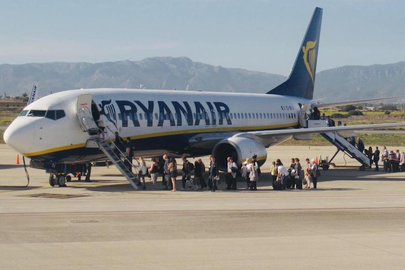 Standard issue: the Boeing 737-800 is the only aircraft type that Ryanair flies: Simon Calder