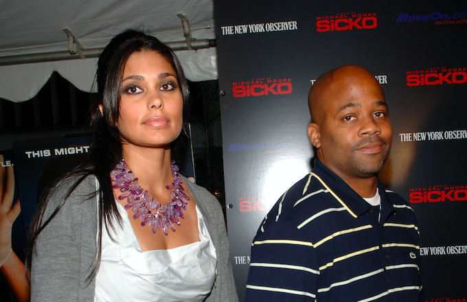 526fda6a09de Dame Dash Accused of Using Drugs Around His Kids by Ex-Wife Rachel ...