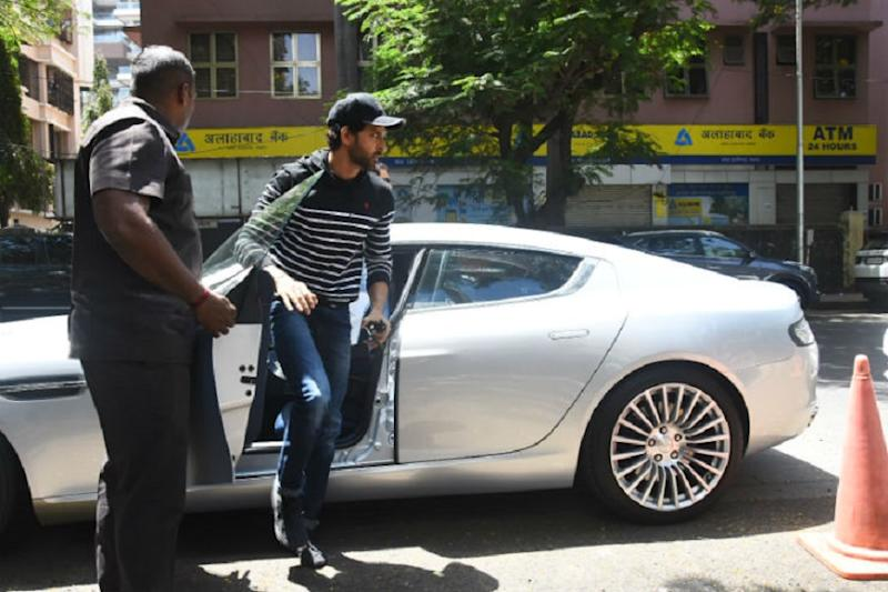 Bollywood actor Ranveer Singh also owns an Aston Martin Rapide S worth Rs 3.8 crores. (ex-showroom)